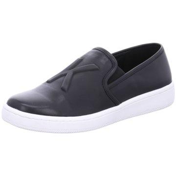 Calvin Klein Sportlicher Slipper schwarz