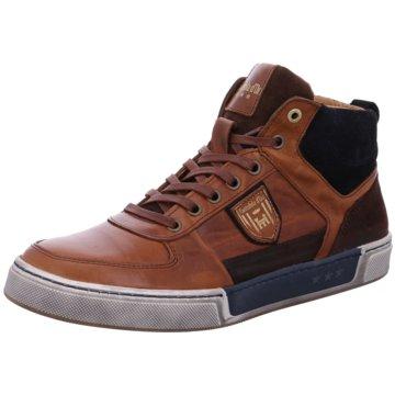 Pantofola d` Oro Sneaker High braun
