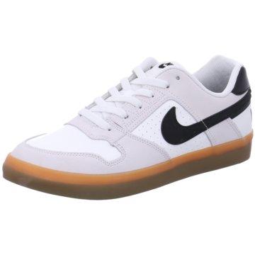 Nike Sneaker LowSB Delta Force Vulc weiß