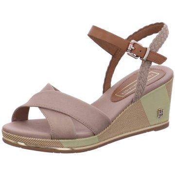 separation shoes 944a5 a3351 Tommy Hilfiger Keilsandaletten für Damen online kaufen ...