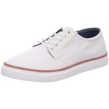 Gant Sneaker LowBari weiß