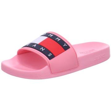Tommy Hilfiger Global Brands rosa