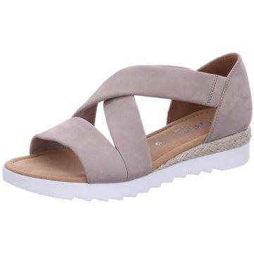 Gabor comfort Sandale beige
