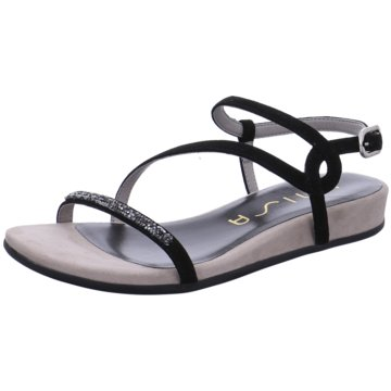Unisa Sandale schwarz