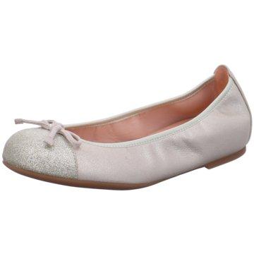 Unisa Klassischer Ballerina gold