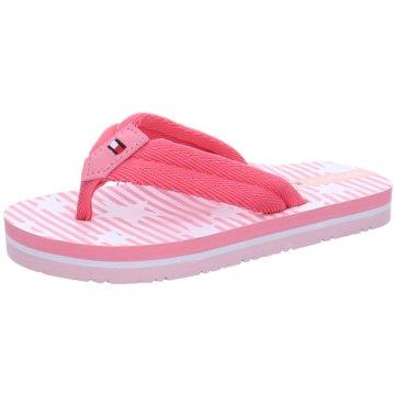 Tommy Hilfiger Offene Schuhe rosa