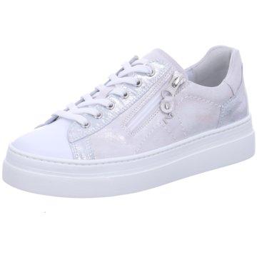 Nero Giardini Plateau Sneaker weiß