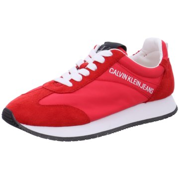 Calvin Klein Sneaker Low rot