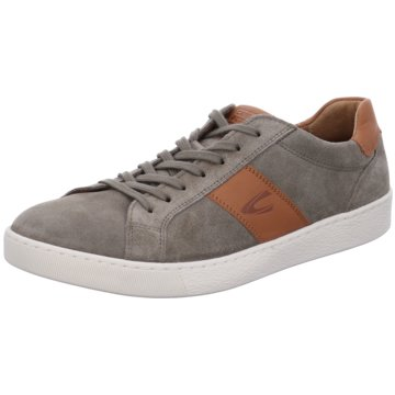 camel active Sneaker Low grün