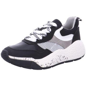 Esprit Plateau Sneaker schwarz