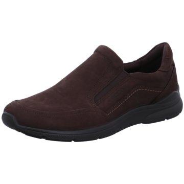 Ecco Komfort Slipper braun