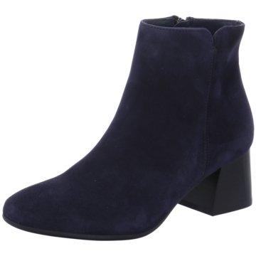 Paul Green Klassische Stiefelette9609 blau