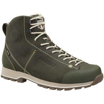 Dolomite Outdoor Schuh grün