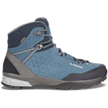 LOWA Outdoor SchuhSASSA GTX MID WS - 220711 blau