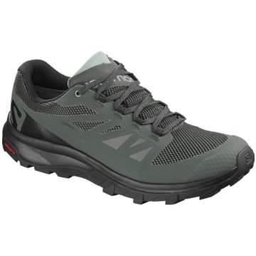 Salomon Outdoor SchuhOUTLINE GTX - L40477100 grün