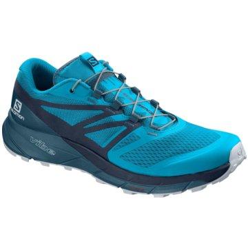 Salomon Trailrunning - L40673800 blau