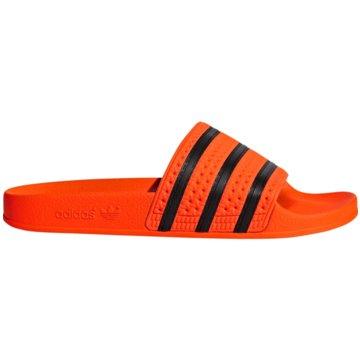 adidas BadelatscheAdilette Slipper orange