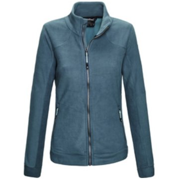 Killtec SweatjackenARLAND WMN FLEECE JCKT - 3562200 787 grün