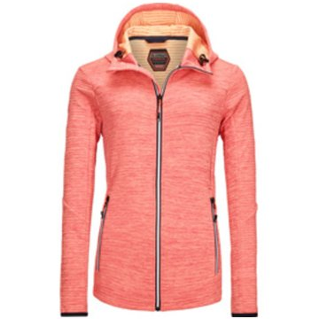 Killtec SweaterCOMBLOUX WMN FLEX JCKT - 3617500 768 rosa