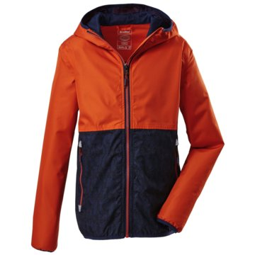 Killtec RegenjackenLYSE BYS JCKT C  - 3625100 orange