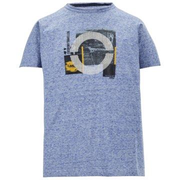 Killtec T-ShirtsTOFINO BYS TSHRT A   - 3627200 blau
