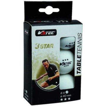 SPORT 2000 Tischtennisschläger3 STERN - 1022397 weiß