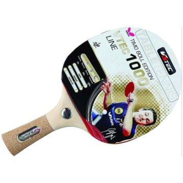 V3Tec TischtennisschlägerNOS VTEC 1000 TIMO BOLL EDITION - 1022390 schwarz
