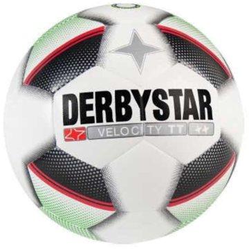Derby Star Fußbälle weiß