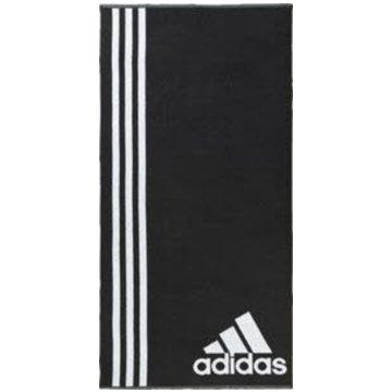 adidas Handtücher schwarz