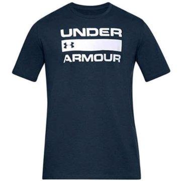 Under Armour T-ShirtsWordmark SS Tee -