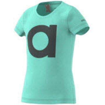 adidas T-Shirts grau