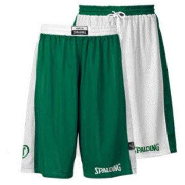 Spalding Basketballshorts grün