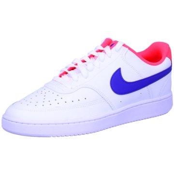 Nike Sneaker LowNikeCourt Vision Low Men's Shoe - CD5463-104 weiß