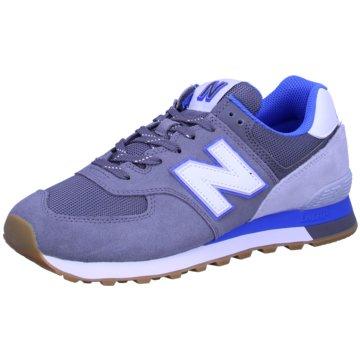 New Balance Sneaker LowML574 D - 819431-60 grau