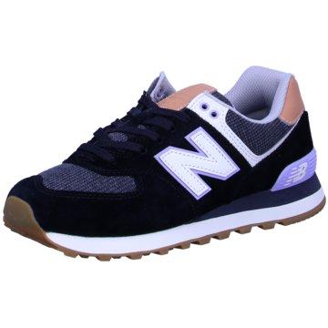 New Balance Sneaker LowWL574 B - 819681-50 schwarz