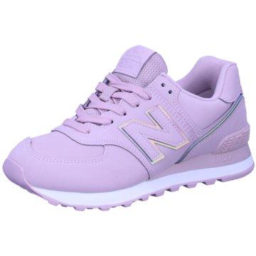 New Balance Sneaker LowWL574 B - 819581-50 rosa