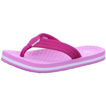 Reef Offene Schuhe rosa