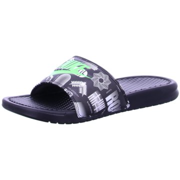 Nike BadelatscheBENASSI JDI - 631261-042 schwarz