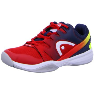 Head Tennisschuh rot