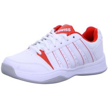 K-Swiss Tennisschuh weiß