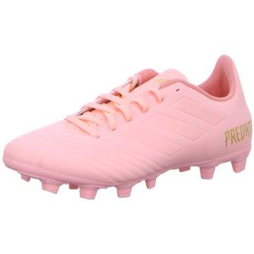 adidas Nocken-Sohle rosa