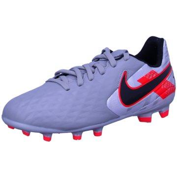 Nike Nocken-SohleNike Jr. Tiempo Legend 8 Academy MG Little/Big Kids' Multi-Ground Soccer Cleat - AT5732-906 grau