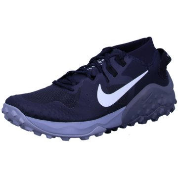 Nike RunningNike Wildhorse 6 Men's Trail Running Shoe - BV7106-001 blau