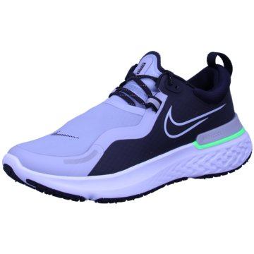 Nike RunningREACT MILER SHIELD - CQ7888-003 schwarz