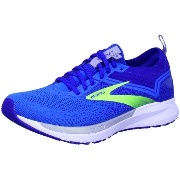 Brooks RunningRICOCHET 3 - 1103611D451 blau