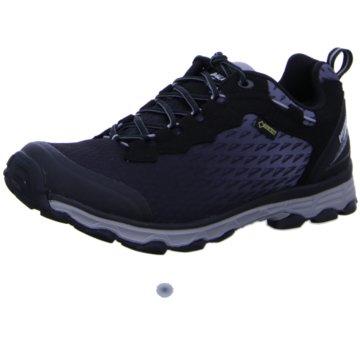 Meindl Outdoor Schuh schwarz