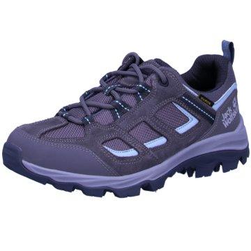 JACK WOLFSKIN Outdoor SchuhVOJO 3 TEXAPORE LOW W - 4042451 blau