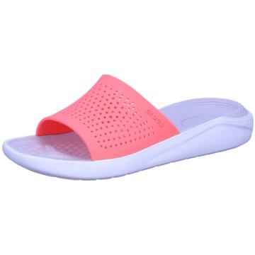 CROCS Badelatsche pink
