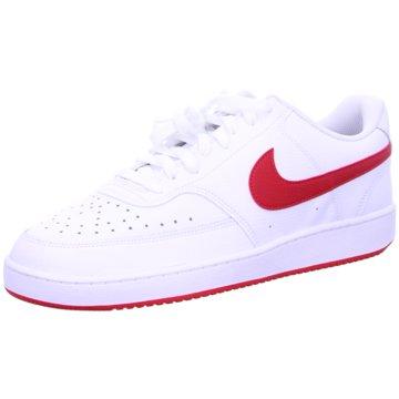 Nike Sneaker LowCOURT VISION LOW - CD5463-102 weiß