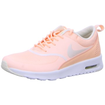 Nike Sneaker LowAir Max Thea Women orange